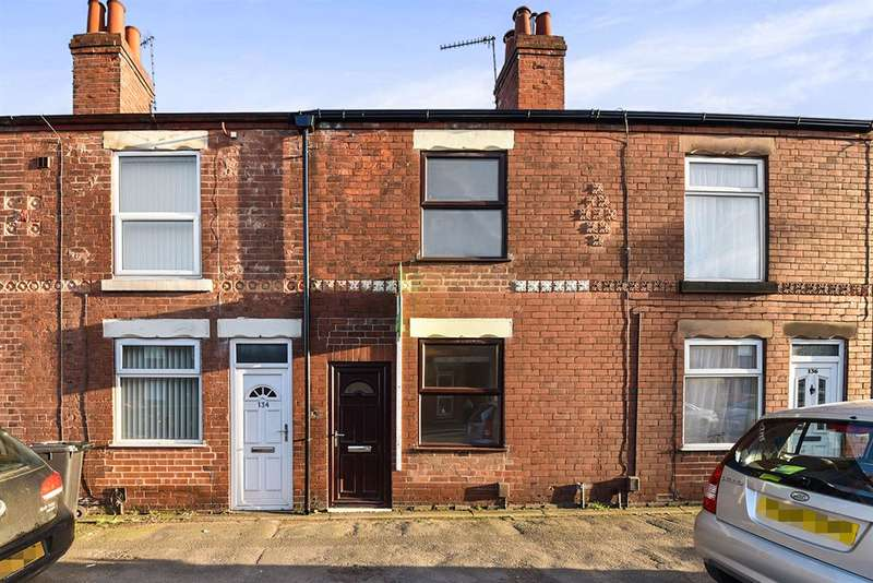 2 Bedrooms Terraced House for sale in Awsworth Road, Ilkeston