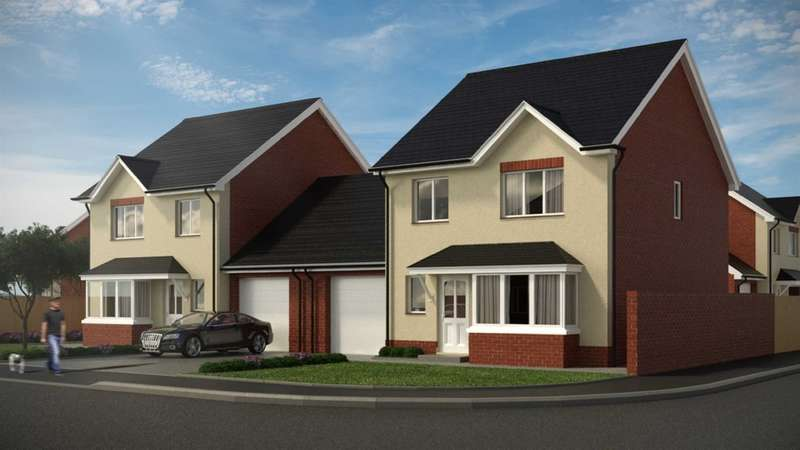 3 Bedrooms Detached House for sale in Poplars Drive, Neath