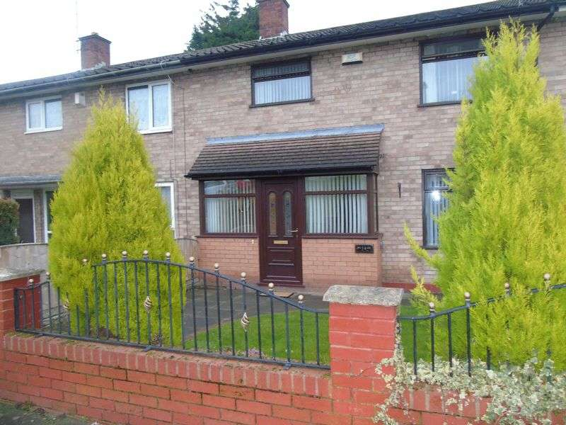 3 Bedrooms Terraced House for sale in Helston Green, Liverpool