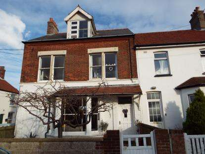 4 Bedrooms Semi Detached House for sale in Overstrand, Cromer, Norfolk