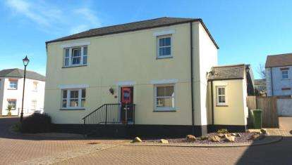 3 Bedrooms Link Detached House for sale in Redruth, Cornwall