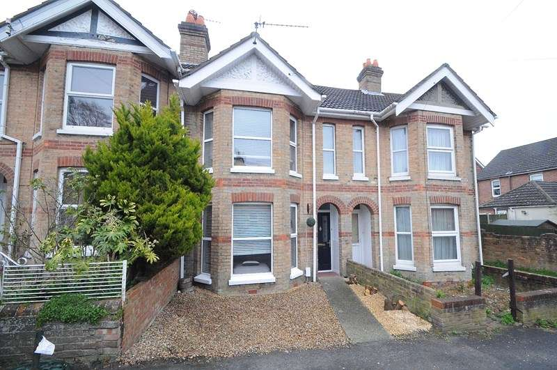 2 Bedrooms Terraced House for sale in Belmont Road, Lower Parkstone, Poole
