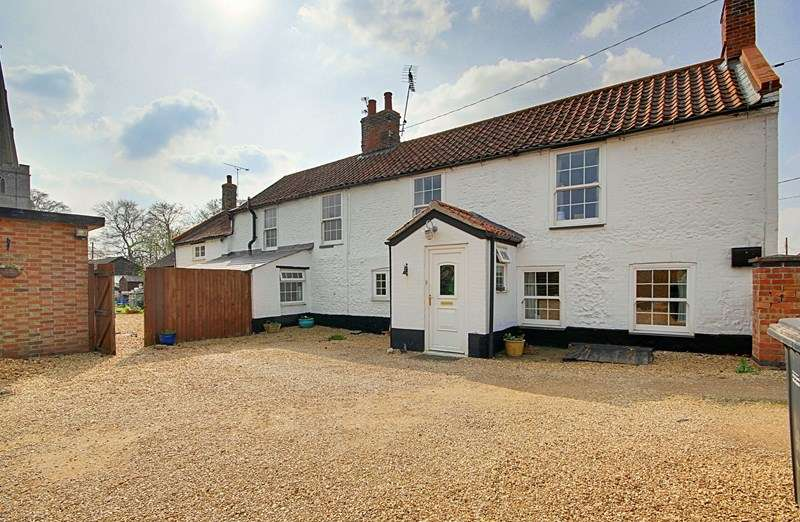 4 Bedrooms Cottage House for sale in Main Street, Hockwold, Thetford