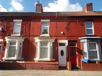 3 Bedrooms Terraced House for sale in August Road, Liverpool, Merseyside, L6