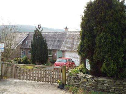4 Bedrooms Bungalow for sale in Spacious Bungalow With Views, Betws Gwerfil Goch, Corwen, Denbighshire, LL21