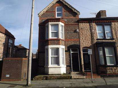4 Bedrooms End Of Terrace House for sale in Naseby Street, Walton, Liverpool, Mersyside, L4
