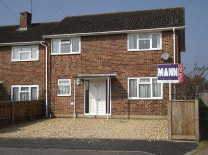 3 Bedrooms End Of Terrace House for sale in Hounsdown, Southampton, Hampshire