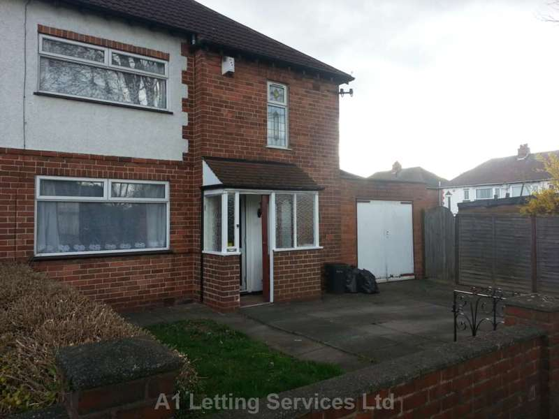3 Bedrooms Semi Detached House for rent in Allendale Road, YARDLEY ** 50% OFF ALL FEES ***