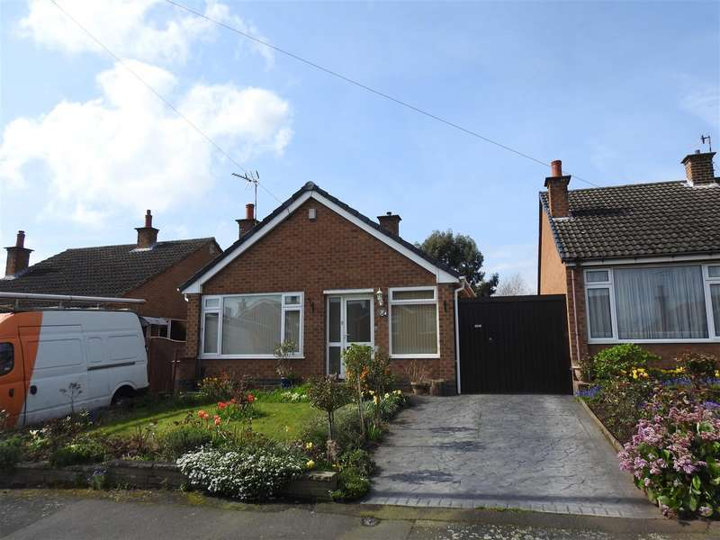 2 Bedrooms House for sale in Carterswood Drive, Nuthall, Nottingham