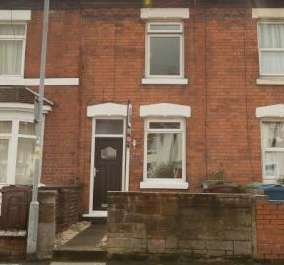 2 Bedrooms Terraced House for sale in Peel Terrace, Stafford, Staffordshire, ST16 3HE