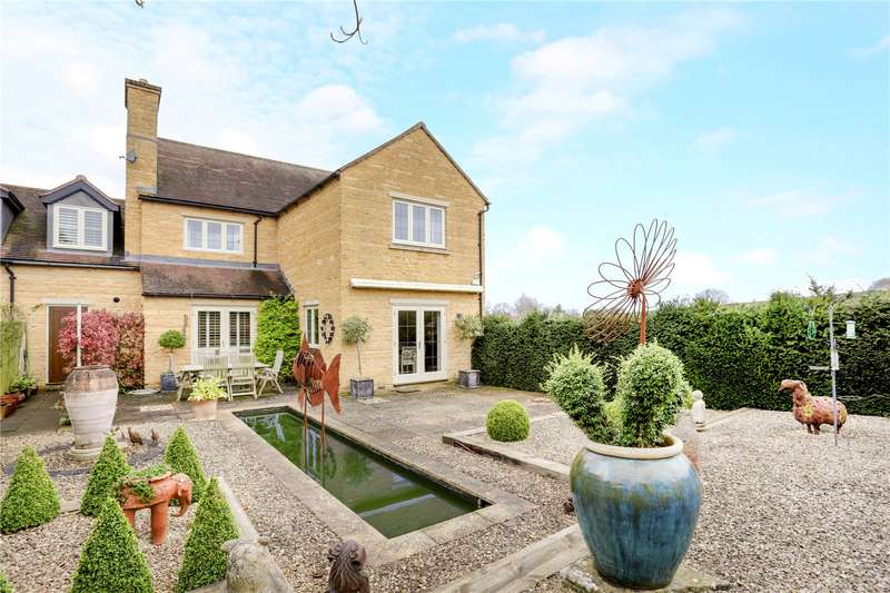 4 Bedrooms Detached House for sale in Gordon Close, Broadway, Worcestershire, WR12