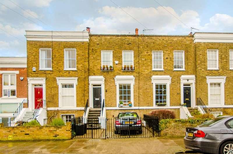 3 Bedrooms Terraced House for sale in Culford Road, De Beauvoir Town, N1