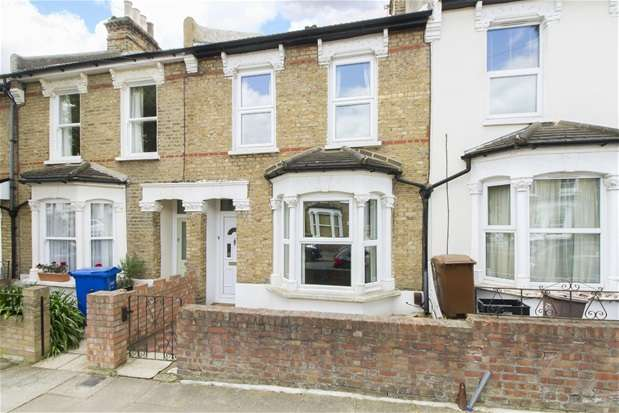 3 Bedrooms Terraced House for sale in Thompson Road, East Dulwich