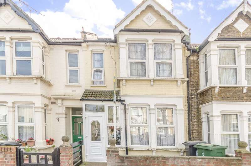 4 Bedrooms Terraced House for sale in Woodbury Road, Walthamstow Village, E17
