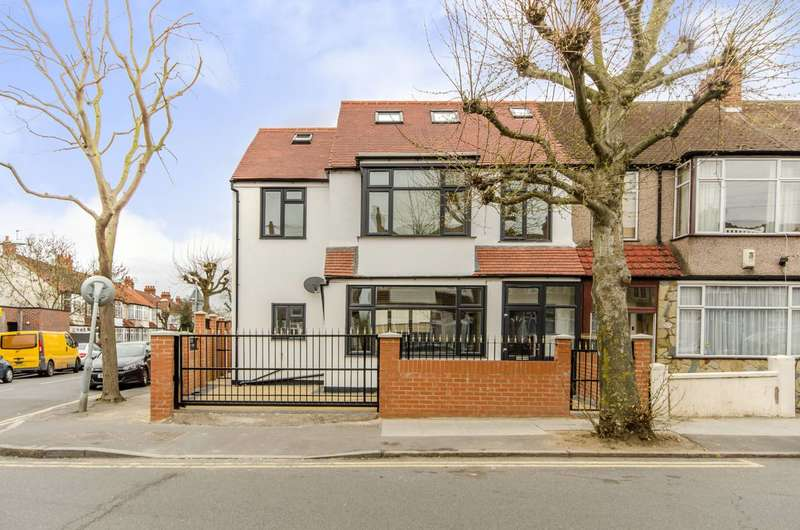 5 Bedrooms House for sale in Northborough Road, Norbury, SW16