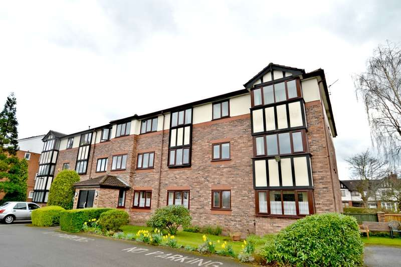 2 Bedrooms Flat for sale in Stanley Road, Cheadle Hulme