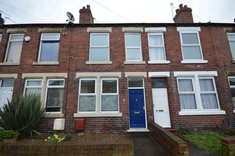 3 Bedrooms Terraced House for sale in Station Street, Wakefield