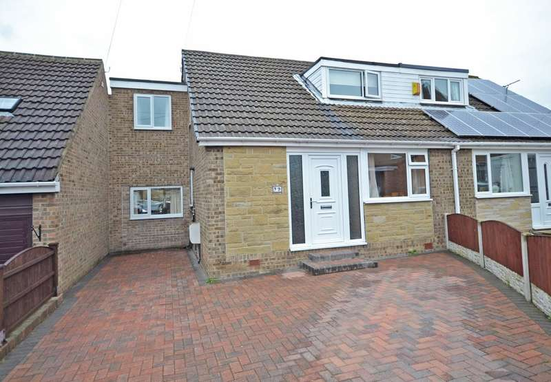 3 Bedrooms Semi Detached House for sale in Springhill Grove, Crofton, Wakefield