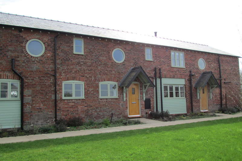 2 Bedrooms Unique Property for sale in Little Leigh, Northwich
