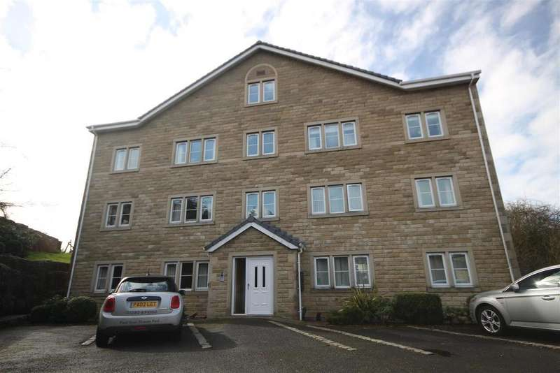 2 Bedrooms Apartment Flat for sale in 14 The Old Sidings, Foulridge, Colne