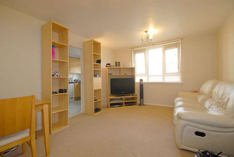 1 Bedroom Flat for sale in Beauclere House, Sutton, SM2