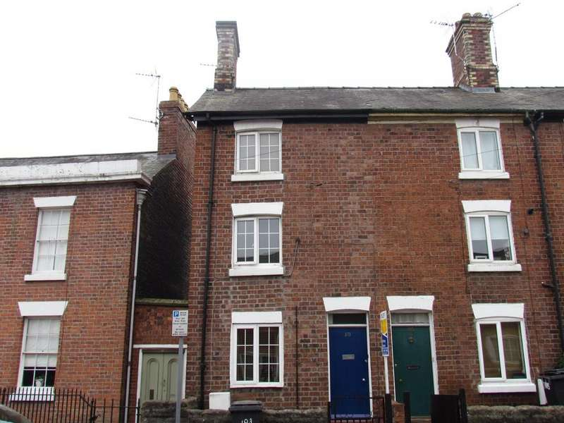 3 Bedrooms End Of Terrace House for sale in Willow Street, Oswestry SY11