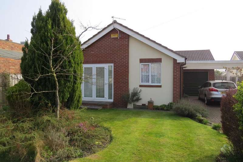 3 Bedrooms Detached Bungalow for sale in Wellhead Court, Wellhead Terrace, Ashington