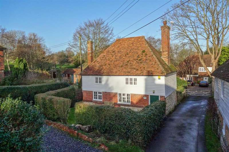 3 Bedrooms Cottage House for sale in Lower Street, Leeds, Maidstone