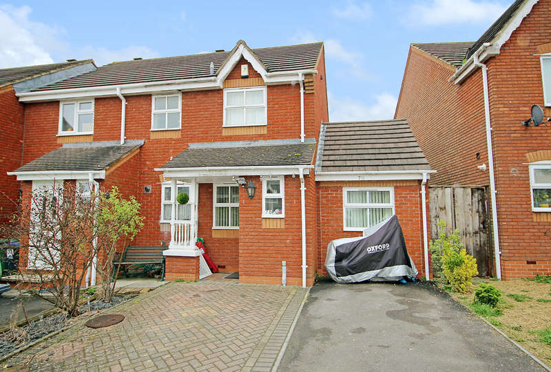 4 Bedrooms End Of Terrace House for sale in Windsor Drive, Westbury