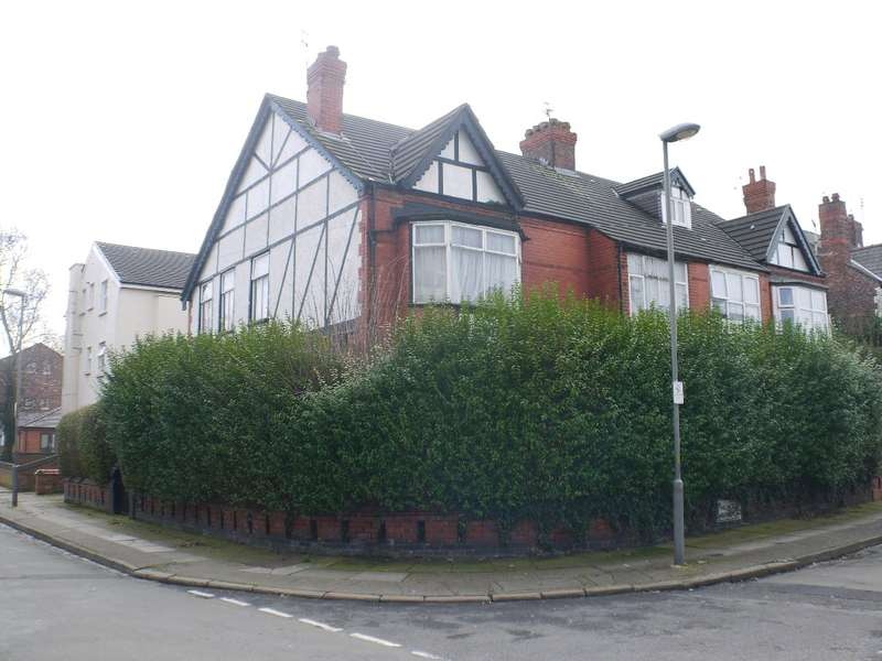 5 Bedrooms Semi Detached House for sale in Balmoral Road, Fairfield, Liverpool, L6