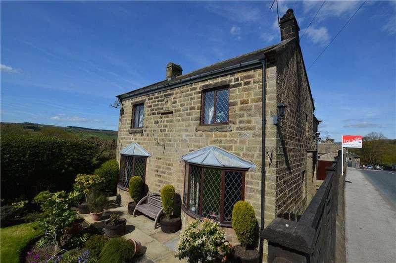 4 Bedrooms Detached House for sale in Rose Cottage, Summerbridge, Harrogate, North Yorkshire