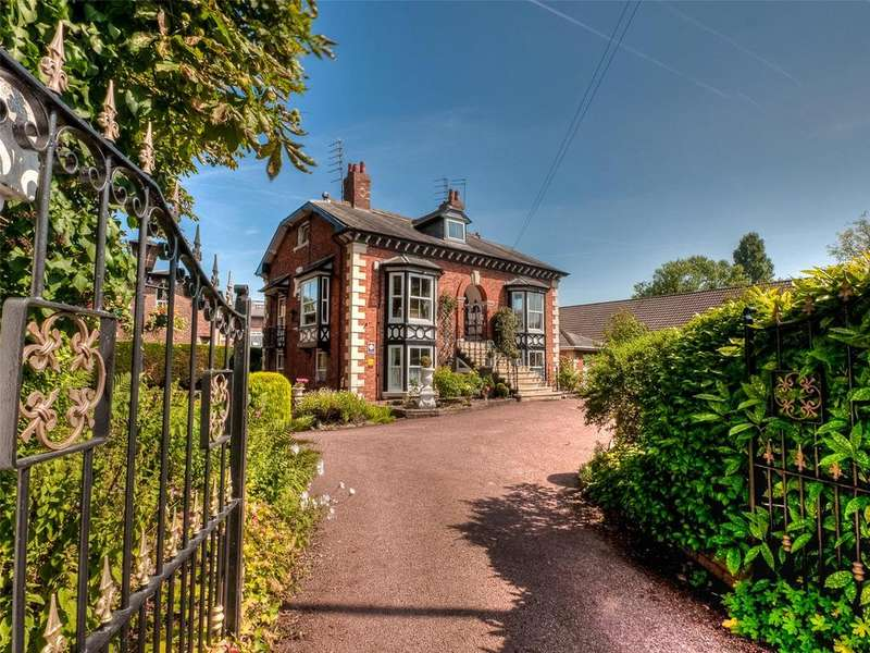 12 Bedrooms Unique Property for sale in Marsland Road, Sale, Cheshire, M33