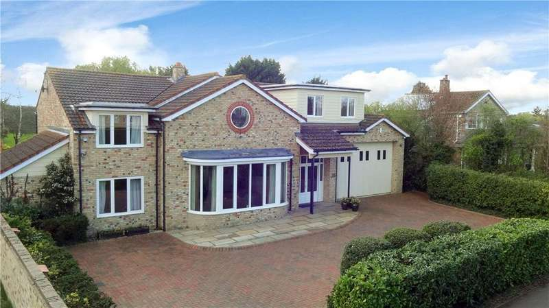 4 Bedrooms Detached House for sale in Gibraltar Lane, Swavesey, Cambridge, CB24