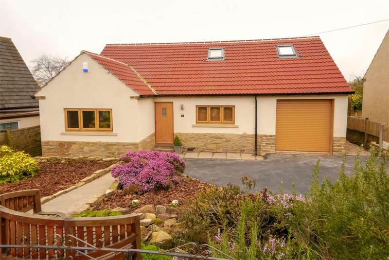 3 Bedrooms Detached House for sale in 11 Rockville Drive, Embsay, Skipton