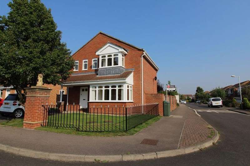 4 Bedrooms Detached House for sale in High Stell, Middleton St George