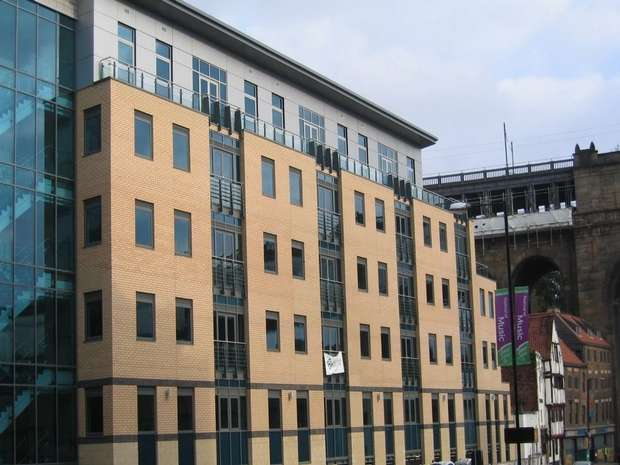 1 Bedroom Flat for sale in Merchants Quay, 46-54 Close, Newcastle upon Tyne, Tyne and Wear