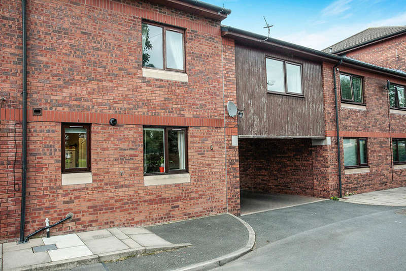 2 Bedrooms Flat for sale in East Vale Court East Dale Street, Carlisle, CA2