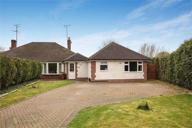 5 Bedrooms Detached Bungalow for sale in Lower Green, Westcott, Bucknghamshire. HP18 0NS