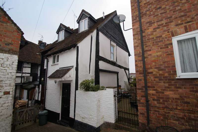 2 Bedrooms Cottage House for sale in High Street, Old Town, Hemel Hempstead