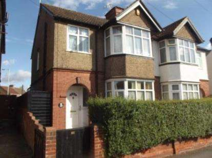 3 Bedrooms Semi Detached House for sale in Beechwood Road, Leagrave, Luton, Bedfordshire