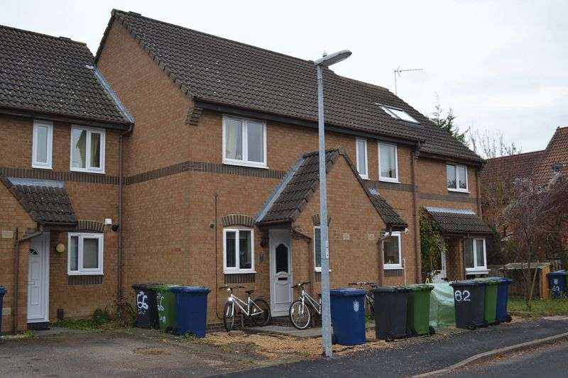 2 Bedrooms Terraced House for sale in 2 bedroom terraced house for sale