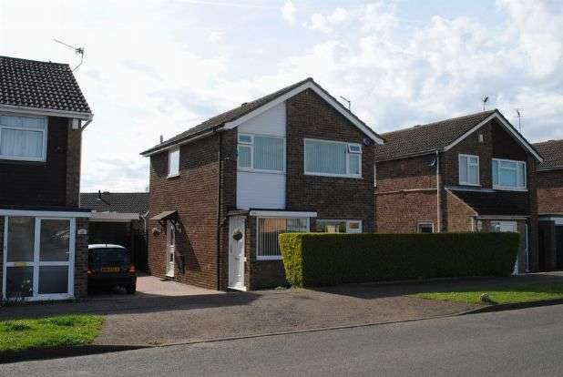 3 Bedrooms Detached House for sale in Obelisk Rise, Kingsthorpe, Northampton NN2 8SX