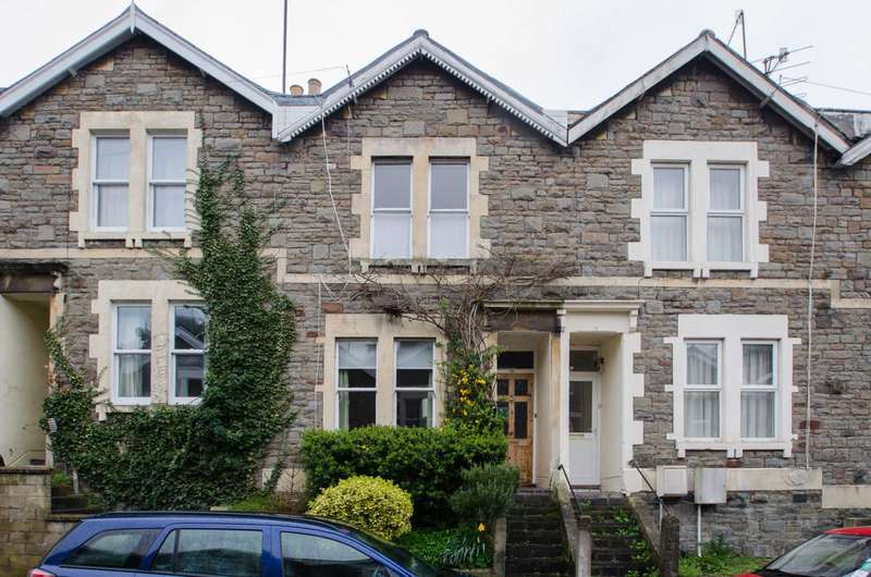 2 Bedrooms Terraced House for sale in Hungerford Road, Bath