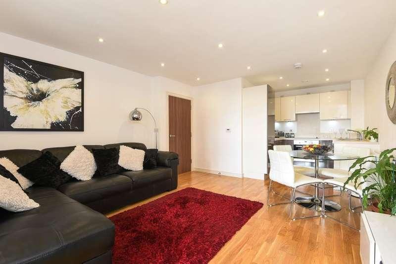 1 Bedroom Flat for sale in BRUNEL COURT, EDGWARE