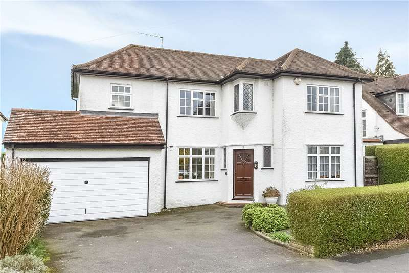 4 Bedrooms House for sale in Hill Rise, Rickmansworth, Hertfordshire, WD3