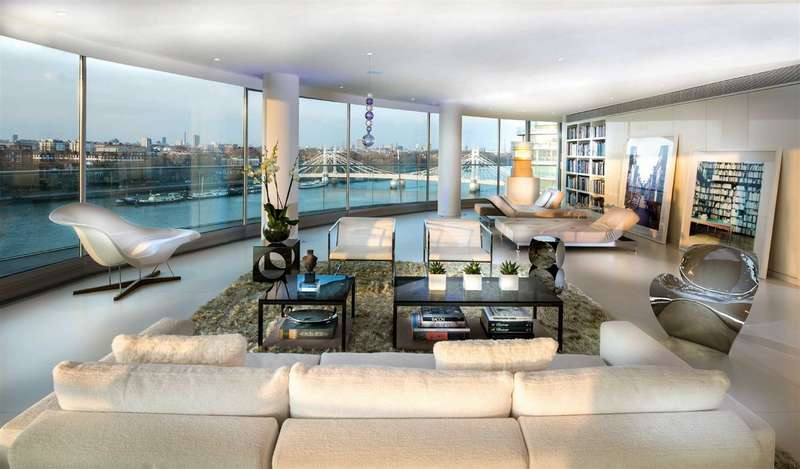 7 Bedrooms Flat for sale in Albion Riverside, London