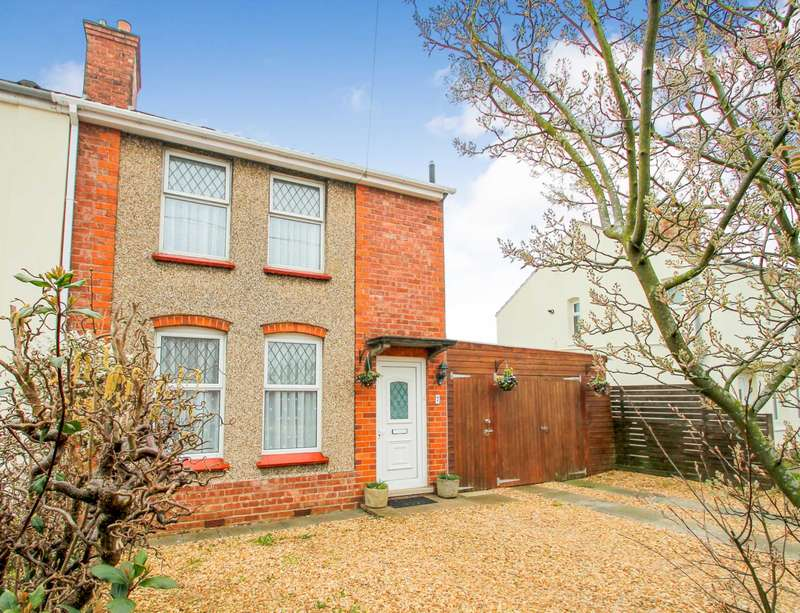 3 Bedrooms Semi Detached House for sale in Alfred Street, Irchester