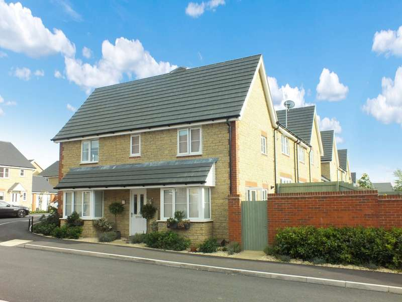3 Bedrooms Semi Detached House for sale in Watchfield