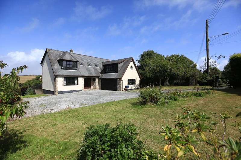 4 Bedrooms Detached House for sale in Wembury, Plymouth