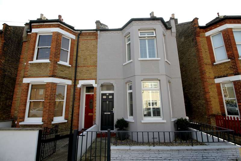 2 Bedrooms Semi Detached House for sale in Bromley, Gardens